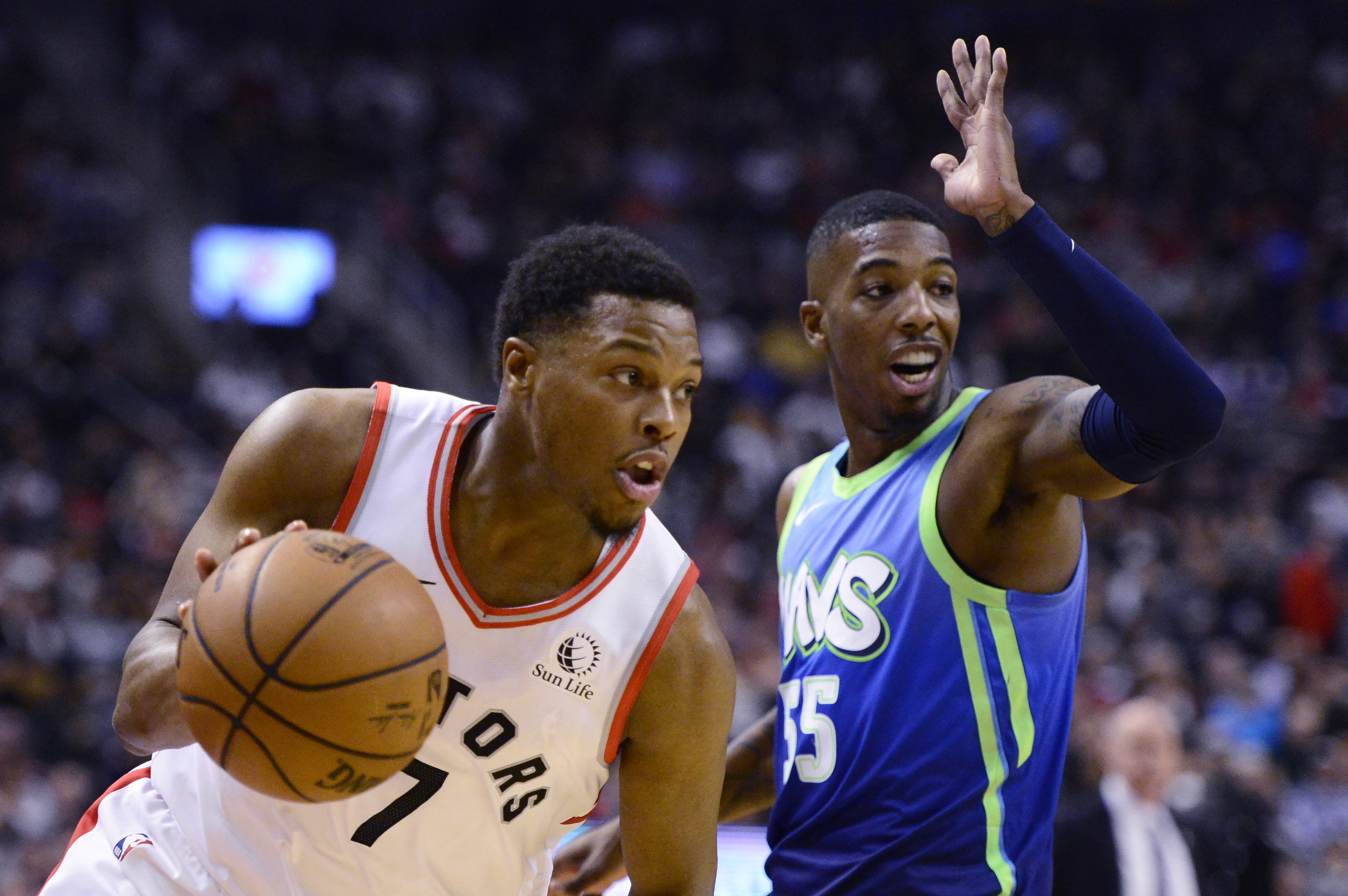 Mavs Blow 30 Point Lead As Weird Game With Raptors Puts A Sour Ending On Eastern Conference Gauntlet