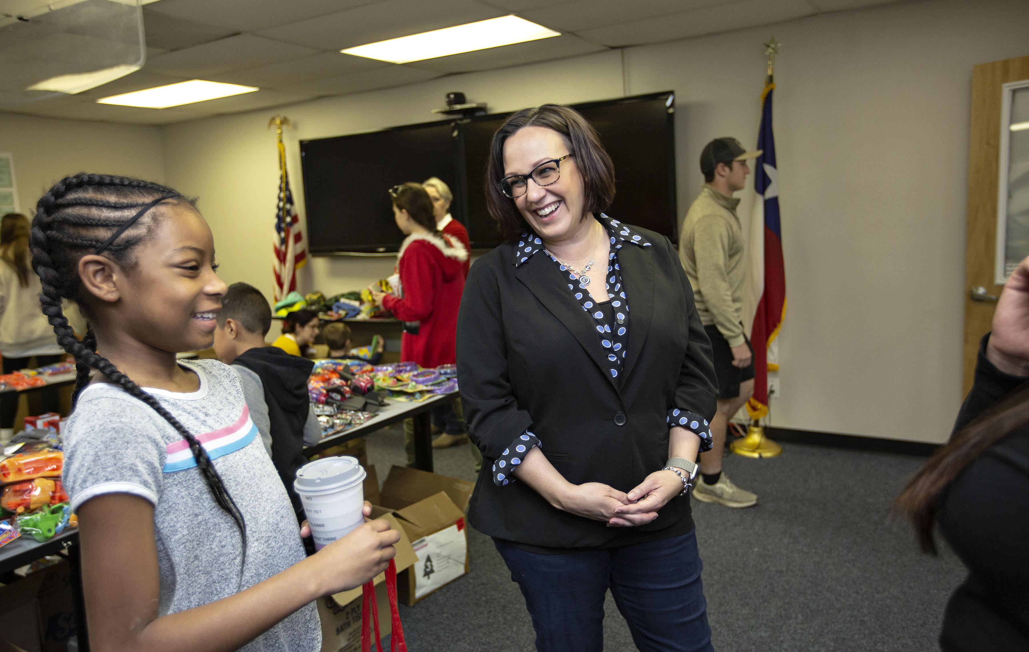 Texas Senate Candidate Mj Hegar Plays The Combat Veteran Card