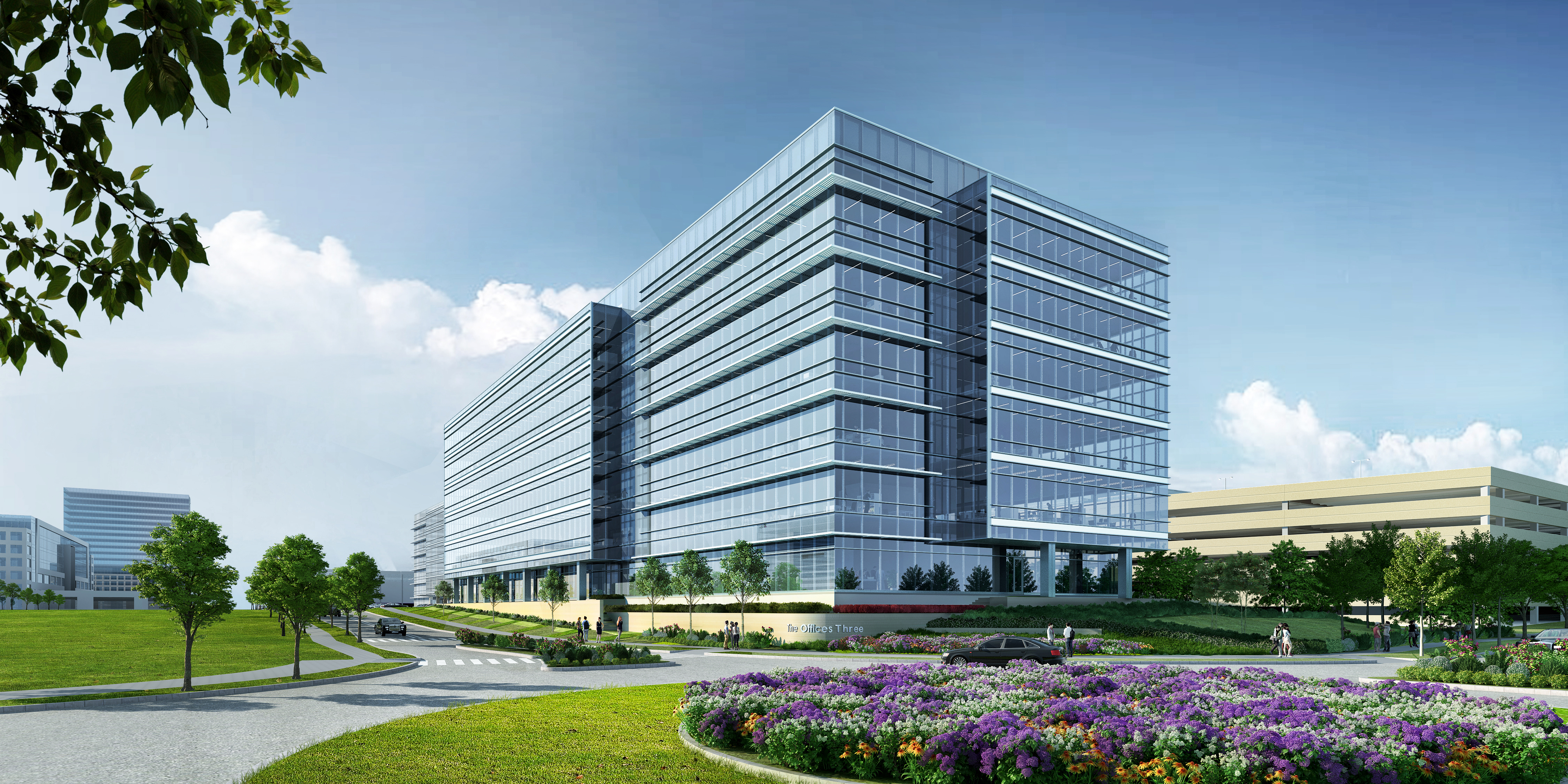 Third office building ready to start in $1.8 billion Frisco Station