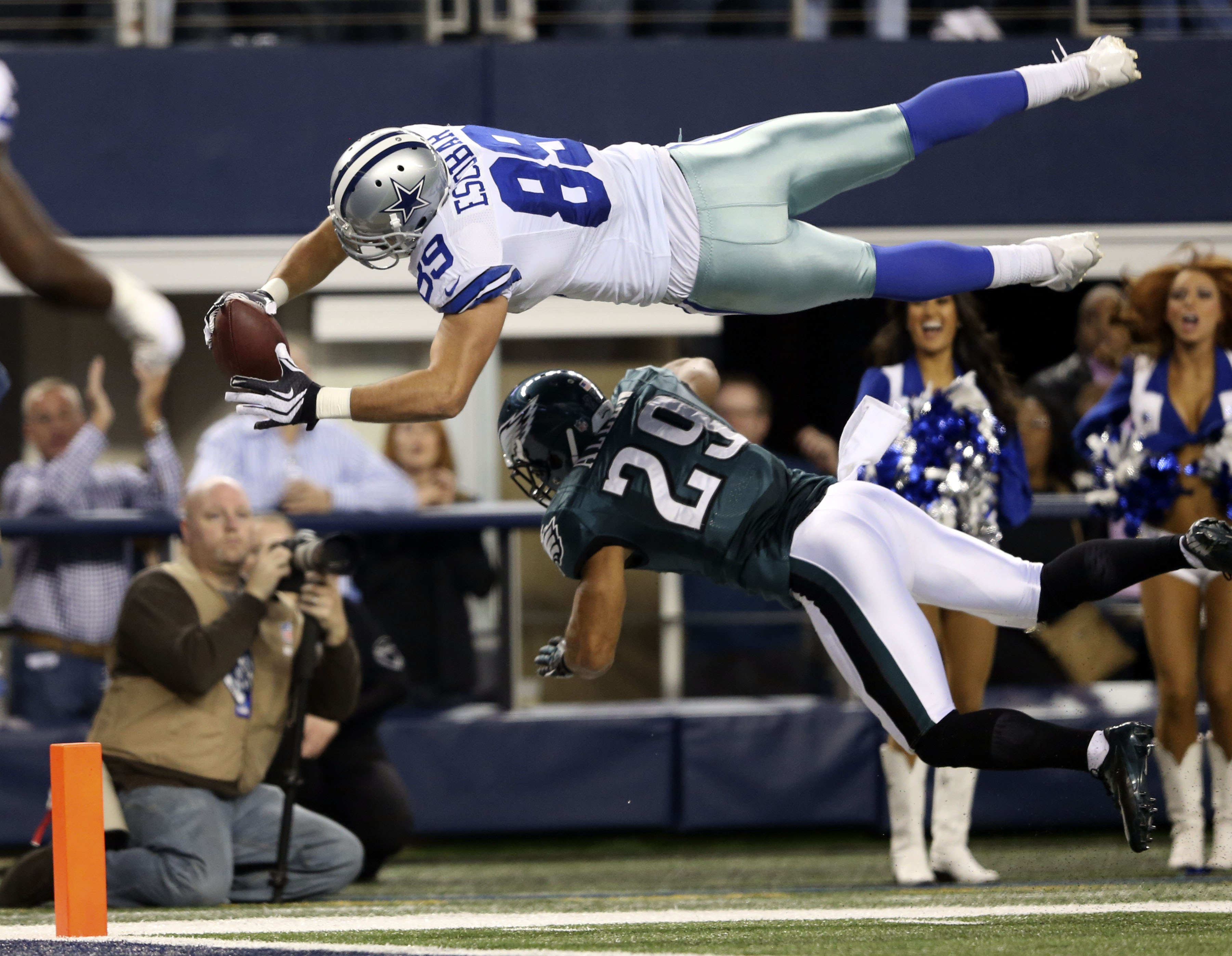 10 things to know about Cowboys TE Gavin Escobar, including why ...