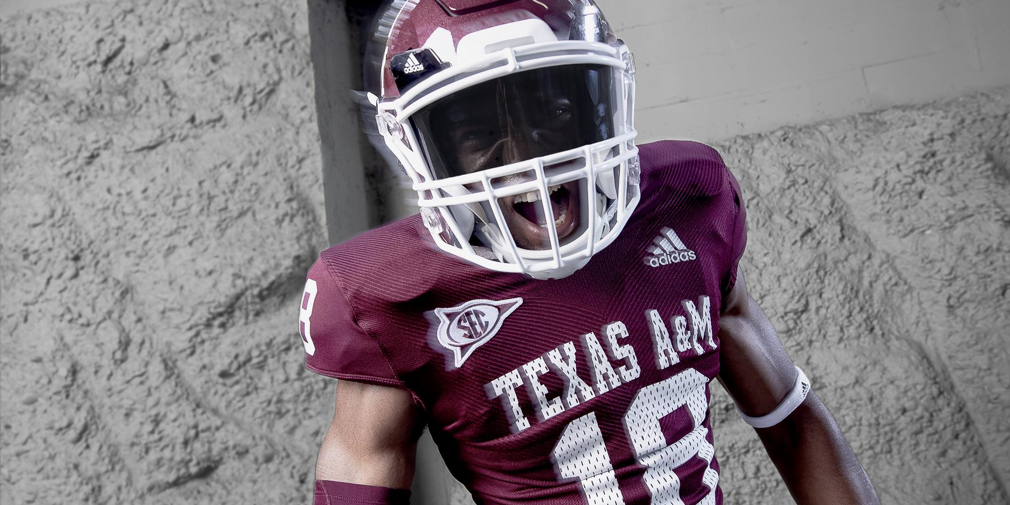 cheap for discount 36cfb 4ac47 Check out these throwback uniforms Texas A&M will wear ...