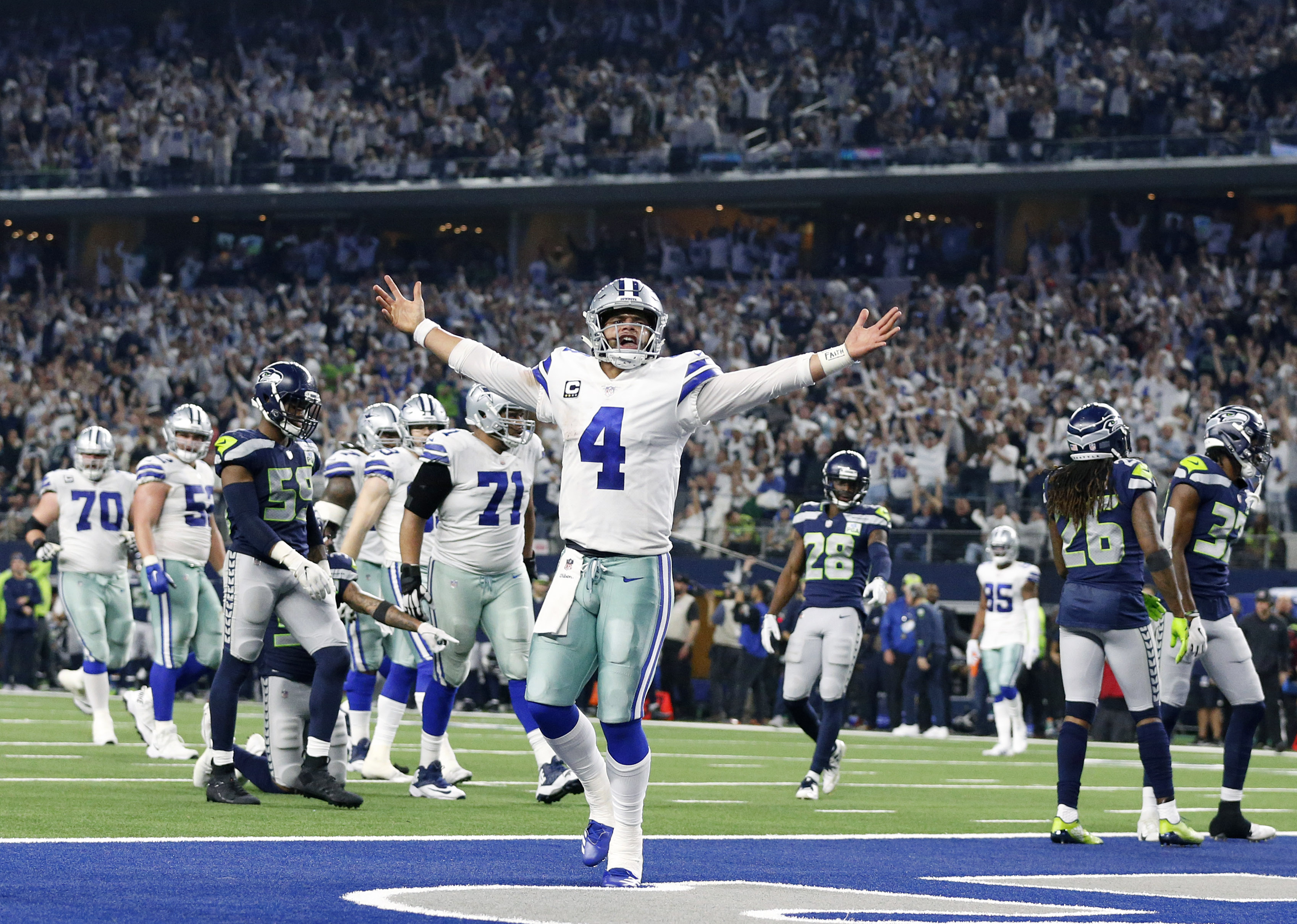 Fortunes change quickly in NFL, as Dak Prescott and Mitch Trubisky have  shown. Cowboys now need their QB to bounce back
