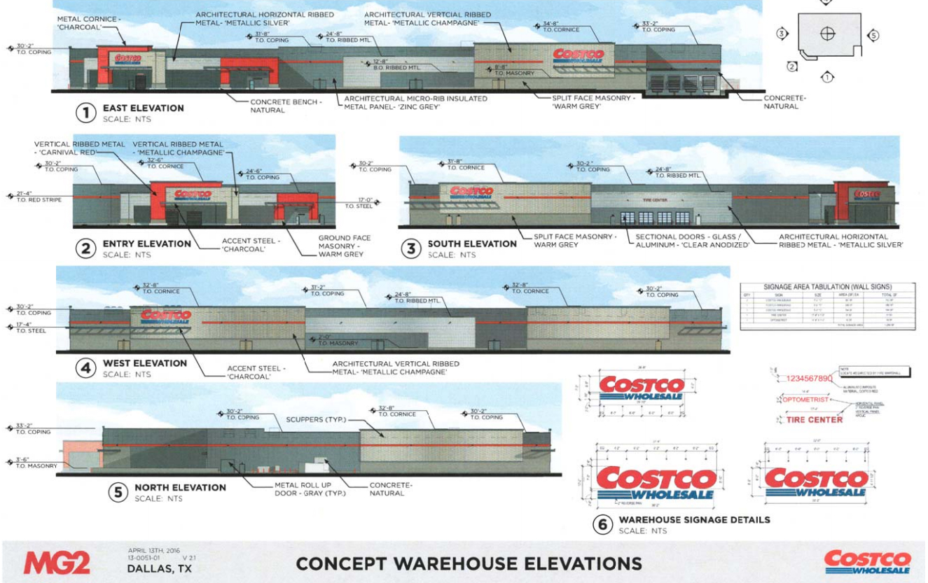 Costco wants $3 million grant from Dallas to open its first