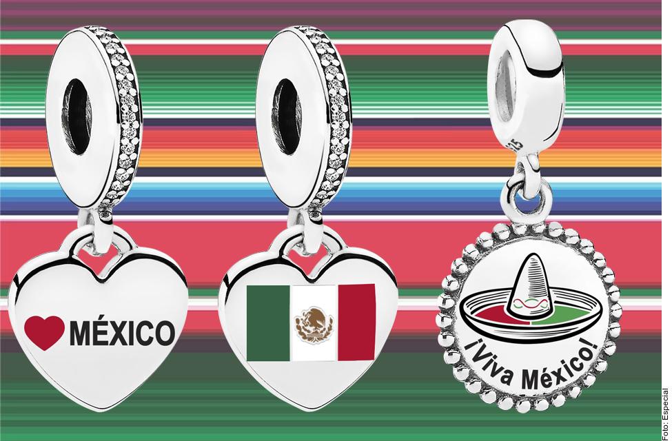 Pandora lanza dos charms de edición limitada en honor a México