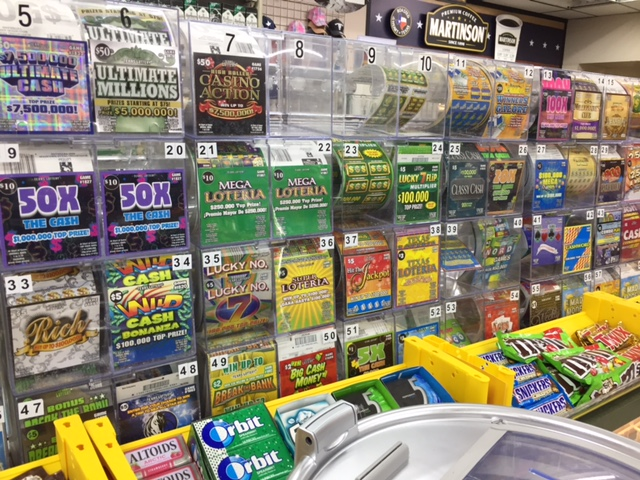 Texas Lottery hides a number that's key to winning $1